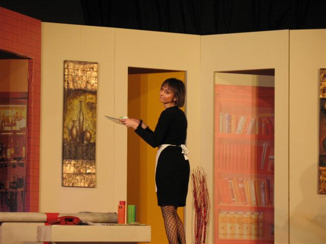 Angela Ferrarese - Compagnia Teatrale Briciole d'Arte Canaro